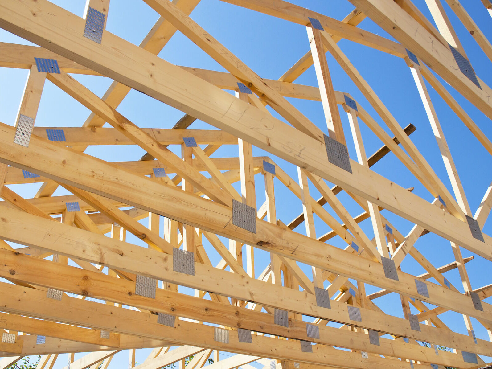 Roof Trusses by Daecon Trusses