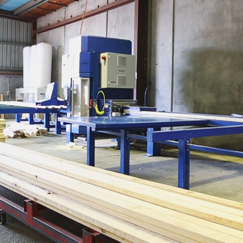 Trusses Saw